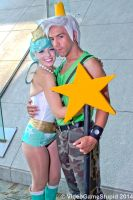 Otakon 2014 - Jorgen and the Tooth Fairy(PS) 31 by VideoGameStupid