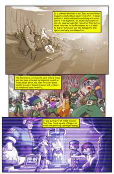 Megaman ZX Issue 1: Page 8 by RadzHedgehog