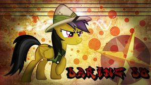 Daring Do Wallpaper by ALoopyDuck