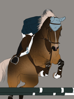 Comission: Champie by RvS-RiverineStables