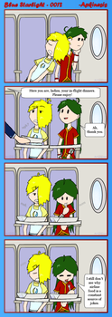 BSL 12: Airline Travel by Apkinesis