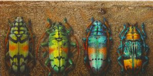 Chromatic Entomology II by CristinaSamsa