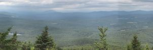 Sunapee Panorama by ShadeDK