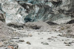 NZ GLacier river v2 by Chunga-Stock