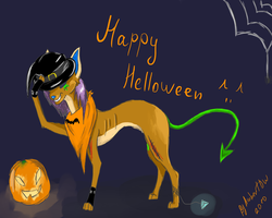 Helloween Day by AmberTDW