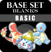 Base Set Blanks (Basic Pack) by KataraWaterbender
