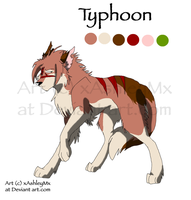 Typhoon reference OLD by xAshleyMx