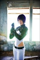 Ghost In The Shell - 02 by shiroang