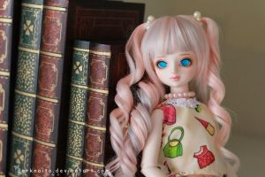 Dollmeet Fat Dragon: Lucretia Renka by darknaito