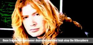Dave Mustaine SuddenDeath Edit by xFadexToxNeonx3