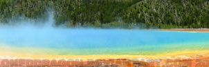 Colors of Yellowstone by cloneddragon