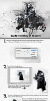 Blend Tutorial by Reecitoo by reecitoo