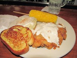 Chili's Country-Fried Steak by BigMac1212