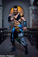 Don't Make Me Laugh - Jann Lee Cosplay DoA 5 by LC by LeonChiroCosplayArt