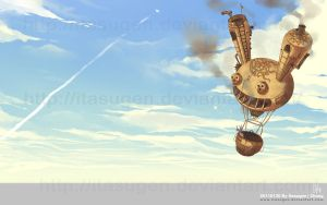 Original : Fly Me to Freedom by Itasugen