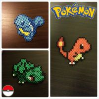 8 bit Pokemon by Samii-Doll