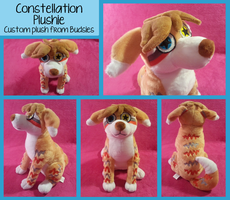 -Constellation Plushie!- by OhMyParable