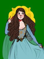 Margaery Tyrell by Anthenora