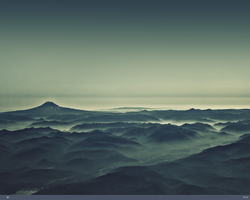 Desktop Screens: Mountains by Volyal
