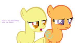 You Expect Me to Believe That? Base by FinalSmashPony