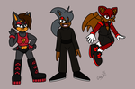 Team Hell are back! by Catothecat