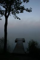 Foggy Lake 4 by Arctictouch