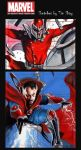 Marvel Greatest Heroes Sketches Pg 3 by Dr-Horrible