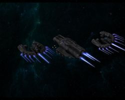 Space Escort Trials View 1 by eRe4s3r