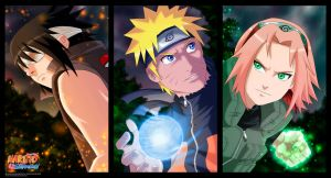 Naruto - 4th Ninja War by the-pooper