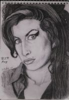 Amy Winehouse by Ritunes