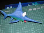Enguarde, the Swordfish Papercraft by bslirabsl