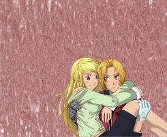 FMA EdxWinry by Roy-Is-Azn