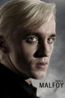 hp malfoy draco by LifeEndsNow