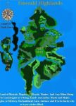 Map of Mystic Isles by LaColombeDeDeuil