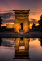 Debod Temple II by alexj700