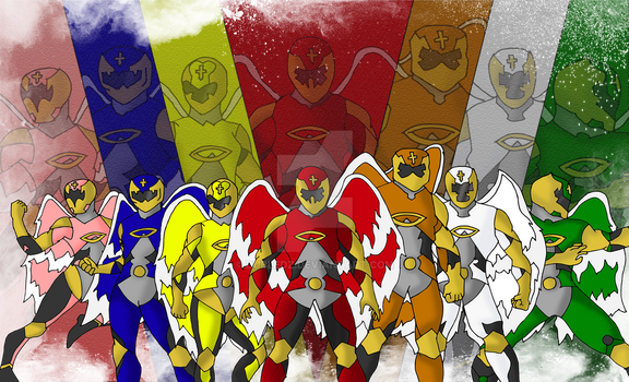 Elite Angels Redone by DubleDz