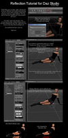 ReflectionTutorial DazStudio by TradeWinds3D