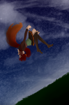 Contest entry: falling by XxpunkmuffinxX