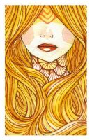 Girl with the Golden Hair 2 by rhuu