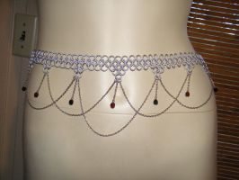 small Drapped belt by Des804