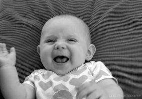 A Child's Laughter by UAG