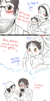 Yaoi Tierno Con Batman by Bian-Chesiir