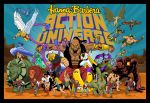 Hanna Barbera Action Universe Small by Lord-Solar