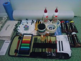 New Art Tools by tattoo-parlour
