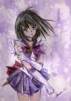 Sailor Saturn by emylee