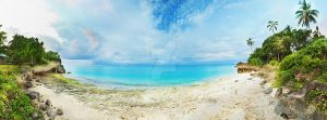Tropical panorama I by MotHaiBaPhoto