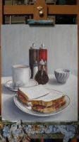 Bacon Butty and a Brew. by SlackerBabbath