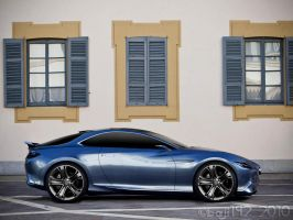 Mazda Sports Coupe by baji192