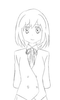 Minori! (Should I finish this?) by NostalgiaGamerJS
