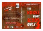 THE HOUSE THAT BLOOD BUILT DVD COVER by SCT-GRAPHICS